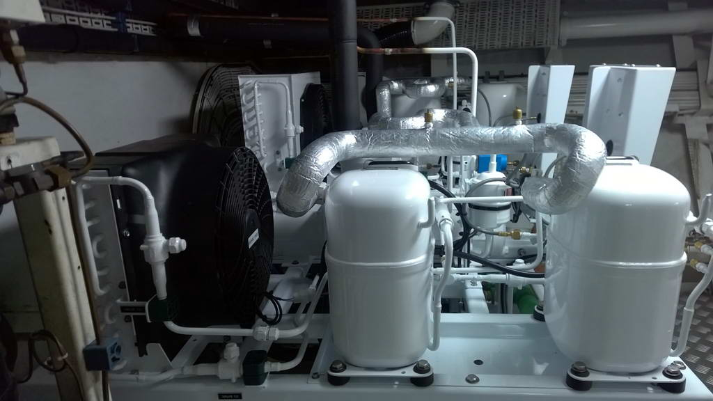 Siam Cooling System Maarine Air-conditioning Refrigeration Sales Service Repairs Phuket Thailand