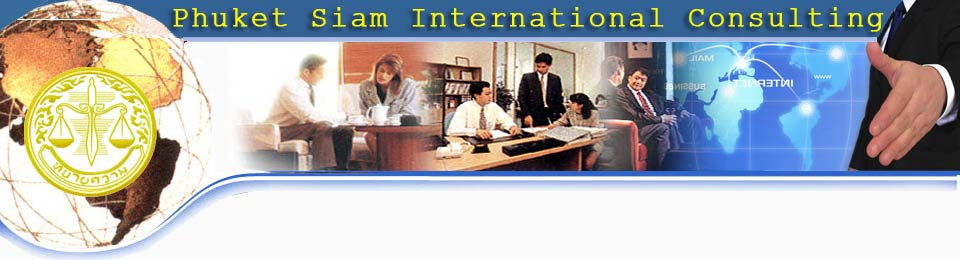 Siam International - Professional Legal Services Visas Work Permits Phuket Thailand