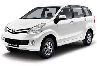 SMC (Services Minded Company) Phuket Car Rent Guarantees Competitive Prices for Toyota Avanza