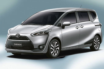 SMC (Services Minded Company) Phuket Car Rent Guarantees Competitive Prices for Toyota Sienta