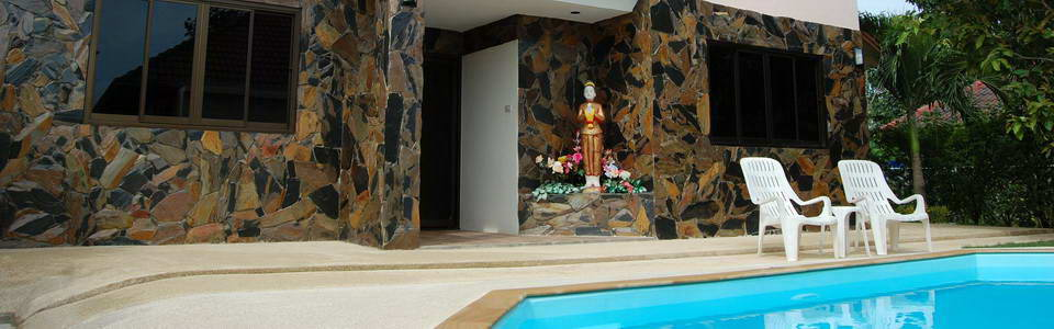 Tan Rock Resort 3 Bedroom Luxury Villas Cherngtalay Bang Thao Beach Phuket