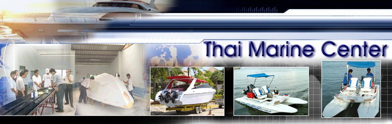 Thai Marine Center - Fiberglass Boats Construction Marine Hardware Sales Phuket Thailand