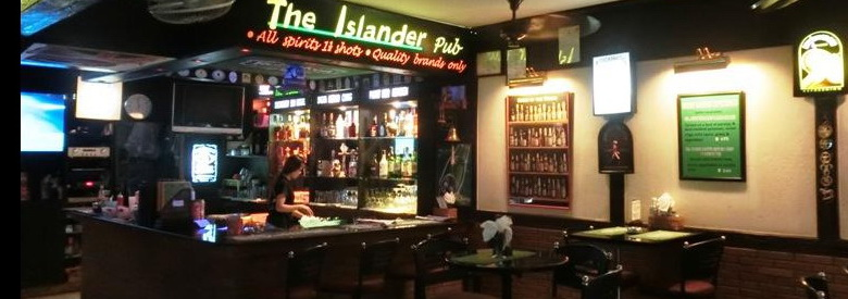 The Islander - British Thai Restaurant Patong Beach Phuket Thailand