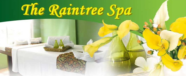 The Raintree Spa - Phuket Health Therapy Spa Massage Phuket Thailand