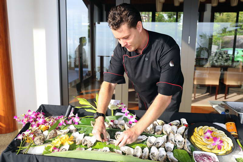 Two Chefs Catering Phuket Event Dinner Party Professionals.
