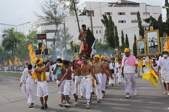 Phuket Vegetarian Festival is an annual event held during the ninth lunar month of the Chinese calendar